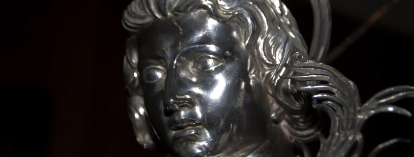 Sant' Ambrogio - particolare
