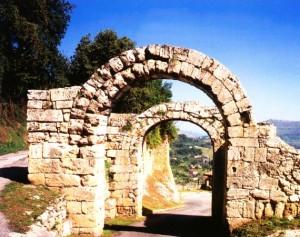 Porta Maggiore o Casamari