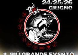 Locandina Rock ACT 2016
